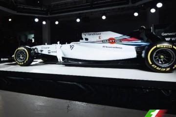ماشین 2016 تیم ویلیامز