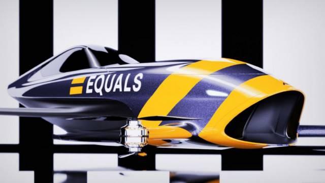 ایراسپیدر - مسابقات خودروهای الکتریکی پرنده