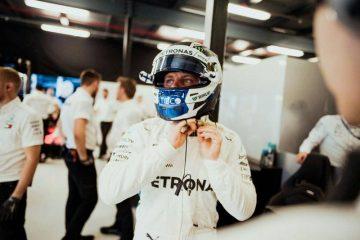 والتری بوتاس - مسابقه استرالیا 2018
