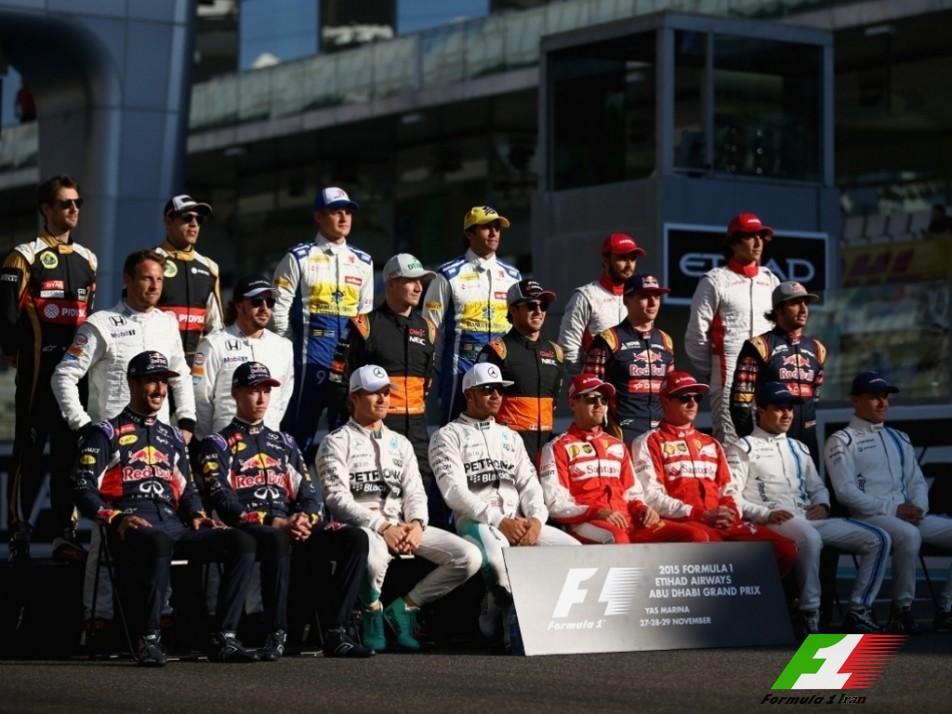 عکس دست جمعی راننندگان 2015