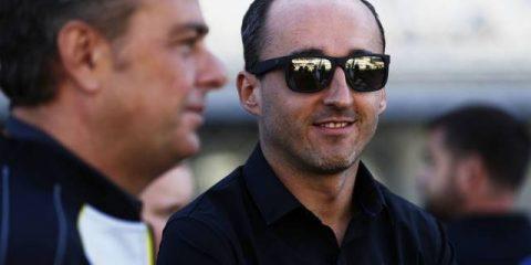 رابرت کوبیتسا - مسابقه گرندپری ایتالیا 2017