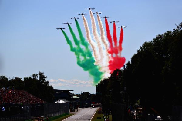 مسابقه گرندپری ایتالیا 2017