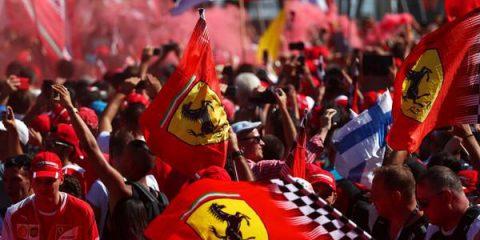 فراری - مسابقه گرندپری ایتالیا 2017