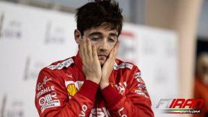 چارلز لکلرک - بحرین 2019