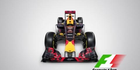 Redbull Racing - Tag heuer RB12