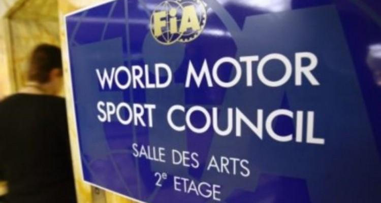 شورای جهانی موتوراسپورت (WMSC) و فیا FIA