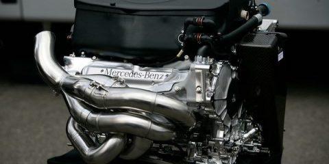 موتور ماشین های فرمول یک