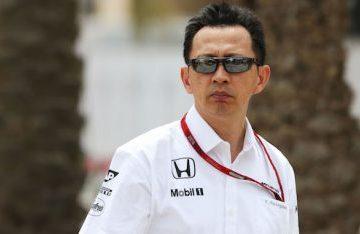 مدیر مسابقه ای هوندا - وسوکه هاسه گاوا