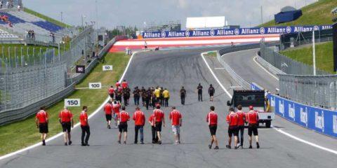 پیست ردبول رینگ اتریش