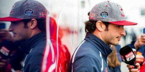کارلوس ساینز - راننده ی تیم تورو روسو
