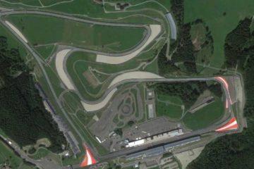 تحلیل ریسینگ لاین یا مسیر مسابقه ای پیست اتریش
