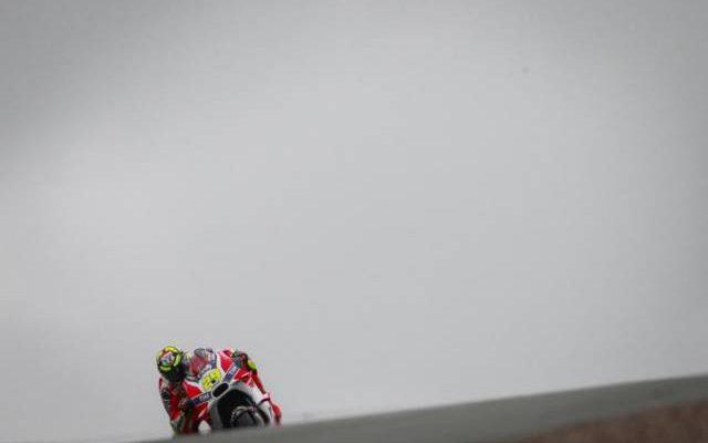 آندره یانونه سریع ترین در تمرین اول آلمان