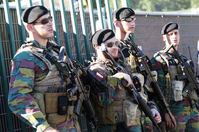 یگان ویژه ی بلژیکی