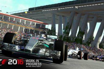 بازی فرمول یک 2016 - بازی F1 2016