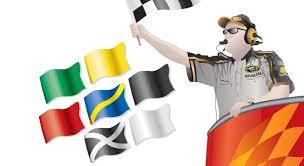 پرچم مسابقات ناسکار