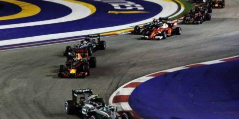 مسابقه سنگاپور