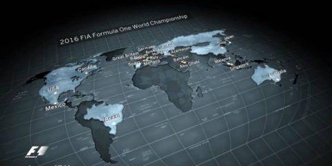 ویدیو فرمول یک مالزی 2016