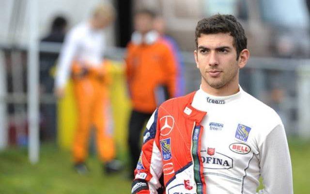 نیکولاس لطیفی - راننده کانادایی ایرانی فرمول یک در تیم فرمول یک رنو