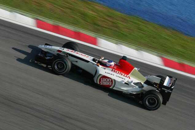 جنسن باتن ، سال 2003