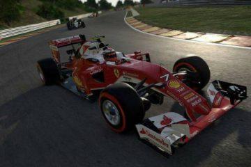 بازی فرمول یک 2016 - F1 2016 GAME
