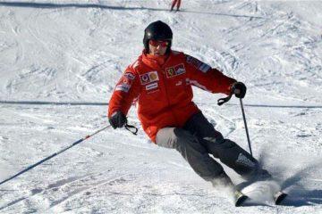 اسکی مایکل شوماخر