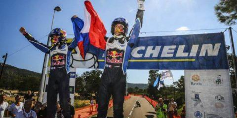 سباستین اوژیه - رالی قهرمانی جهان فرانسه 2016