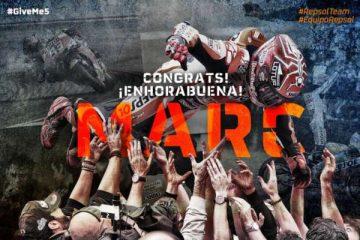 مارک مارکز قهرمان فصل 2016 موتوجی پی