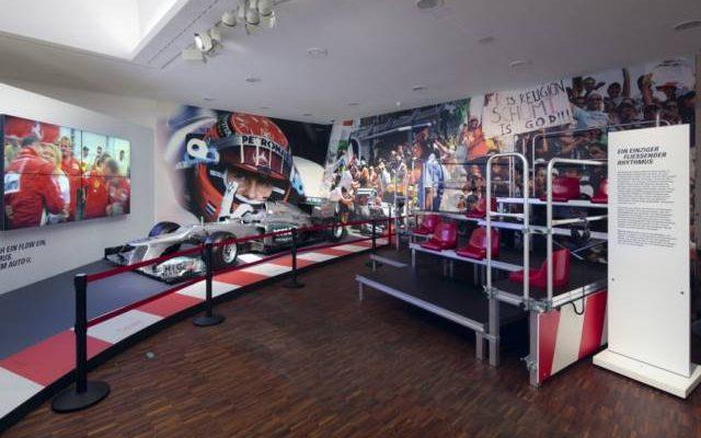 نمایشگاه مایکل شوماخر - کلن آلمان