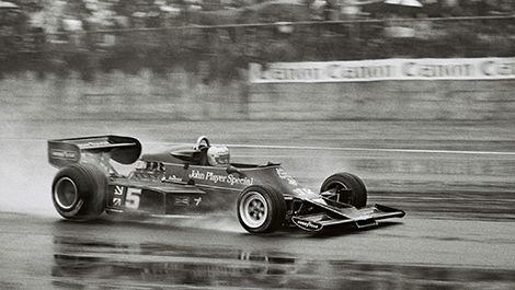 ماریو آندراتی، ژاپن 1976