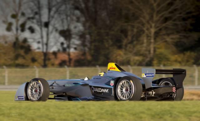 Spark - Renault SRT -01E