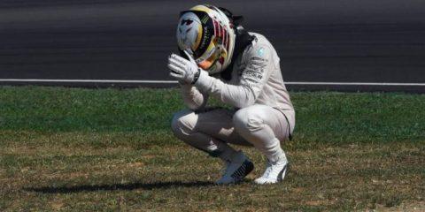 لوئیس همیلتون - مسابقه فرمول یک مالزی 2016