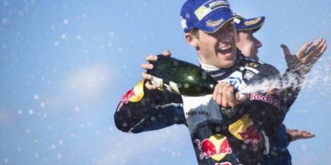 سباستین اوژیه - تیم فولکس واگن ، قهرمان فصل 2016 رالی قهرمانی جهان WRC