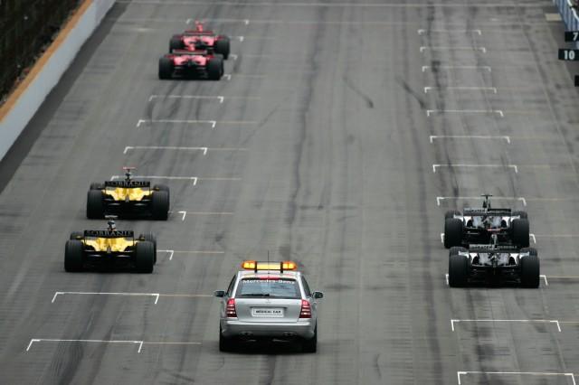 استارت مسابقه ی سال 2005