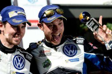 آندریاس میکلسن - رالی قهرمانی جهان (WRC) استرالیا ۲۰۱۶
