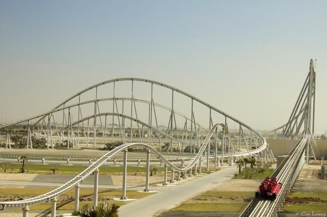 شهربازی دنیای فراری، ابوظبی
