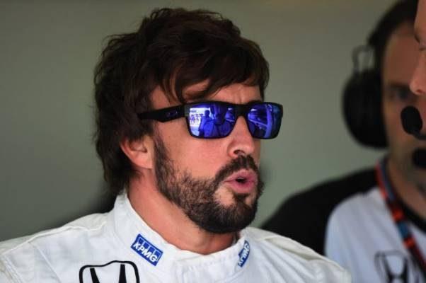 فرناندو آلونسو - راننده فرمول یک تیم مک لارن هوندا