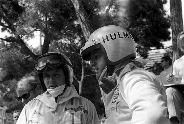 دنی هولم، قهرمان سال 1967 فرمول یک