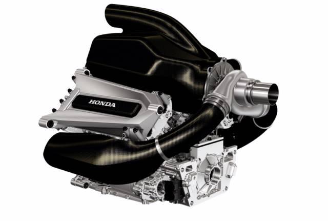 موتور فرمول یک هوندا 2015