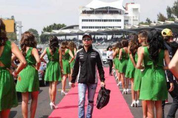 سرجیو پرز - راننده مکزیکی تیم فرمول یک فورس ایندیا