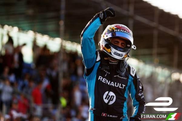 سباستین بوئمی - فرمولE مراکش 2016