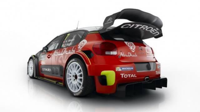 سیتروئن C3 WRC