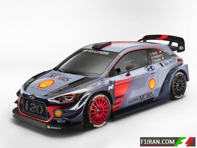 هیوندای i20 کوپه WRC