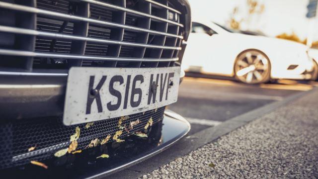 آستون مارتین DB11