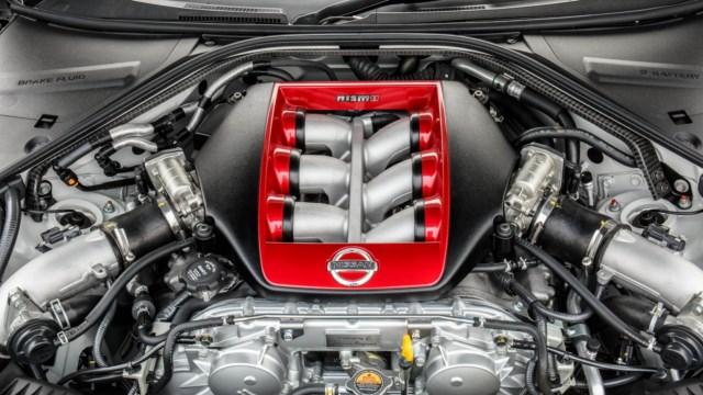موتور نیسان GTR نیسمو
