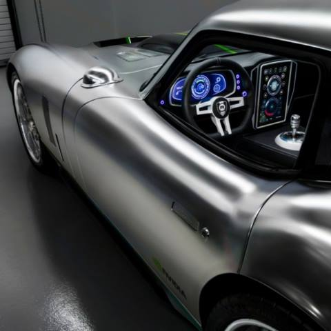 inside & outside RENOVOMOTORS COUPE
