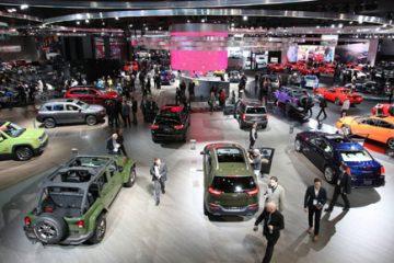 نمایشگاه خودروی دیترویت