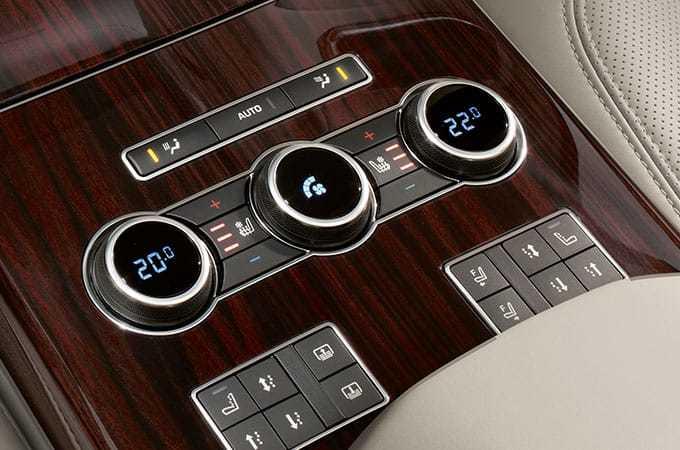 کنترل دمای داخل خودرو