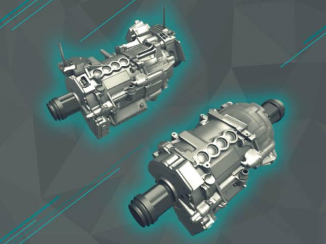 موتورهای الکتریکی جگوار I-PACE
