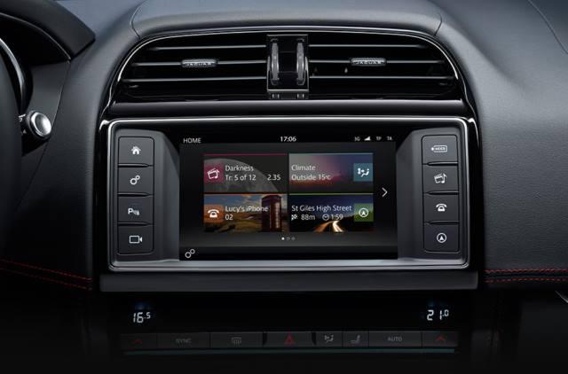 سیستم InControl Touch جگوار