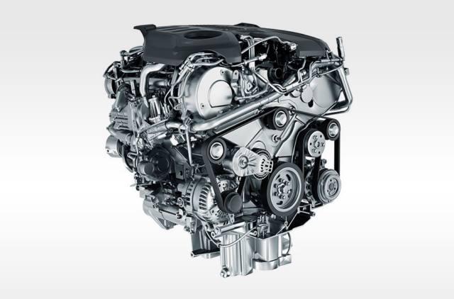 موتور 3 لیتری توربوشارژدار V6 دیزلی جگوار F-PACE